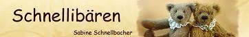 Sabine Schnellbacher: Fotos und Beschreibungen meiner handgefertigten Teddybären.