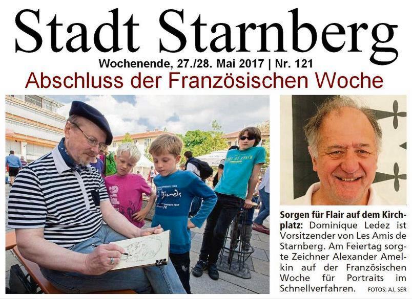 schnellzeichner karikaturist portraitist www.duo-amelkin.de